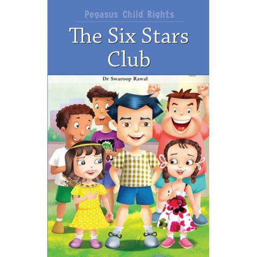 The Nestery: Pegasus - Pegasus Child Rights - The Six Stars Club