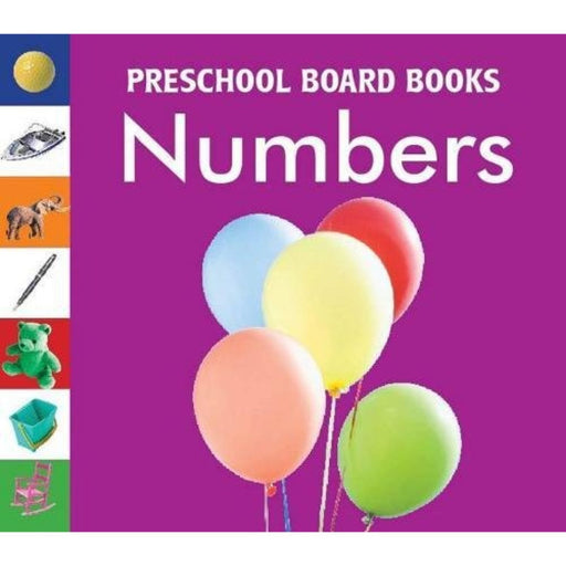 The Nestery: Pegasus - Baby Board Books - Numbers