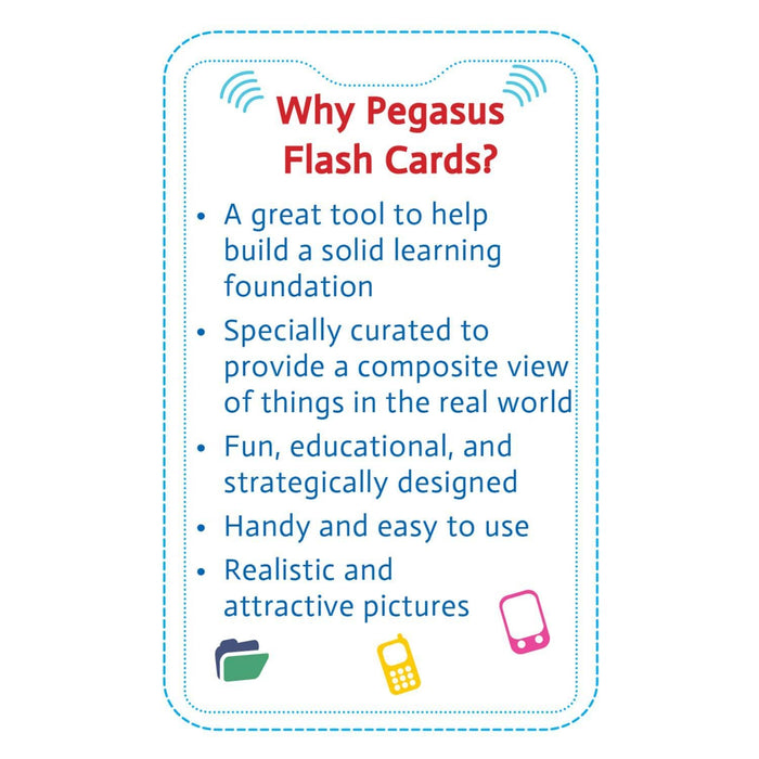 The Nestery: Pegasus - My Ar Flashcards - Numbers Ar Flash Cards