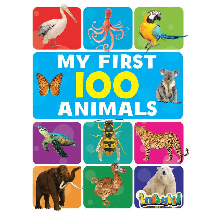 The Nestery: Pegasus - My First Book - My First 100 Animals