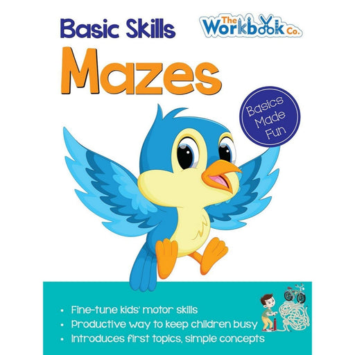 The Nestery: Pegasus - Basic Skills - Mazes