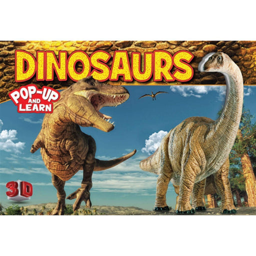 The Nestery: Pegasus - The Knowledge Pop-Ups - Dinosaurs