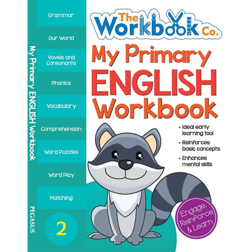 The Nestery: Pegasus - My First Workbooks - My Primary English Workbook