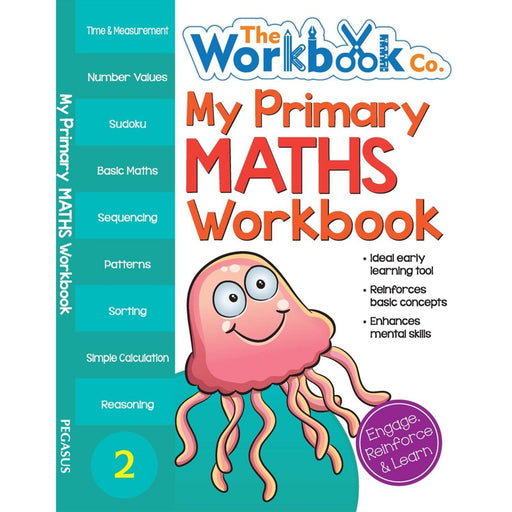 The Nestery: Pegasus - My First Workbooks - My Primary Maths Workbook