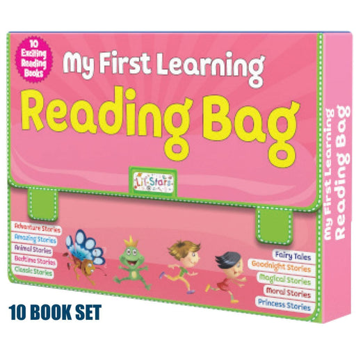The Nestery: Pegasus - Pegasus Library Box - My First Learning Reading Bag