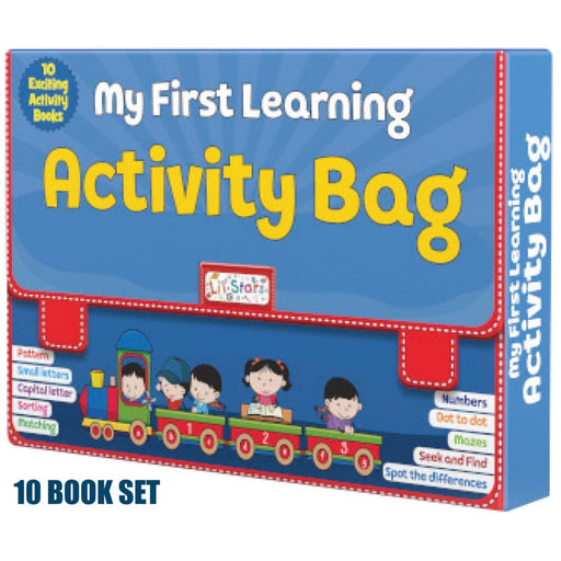 The Nestery: Pegasus - Pegasus Library Box - My First Learning Activity Bag