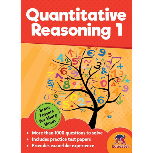 The Nestery: Pegasus - Quantitative Reasoning - Quantitative Reasoning 1