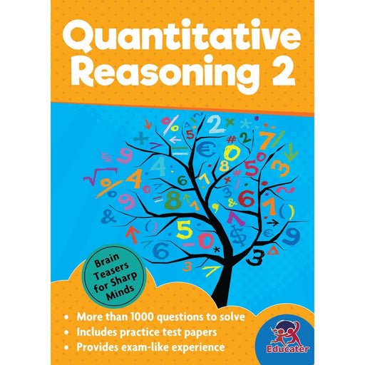 The Nestery: Pegasus - Quantitative Reasoning - Quantitative Reasoning 2