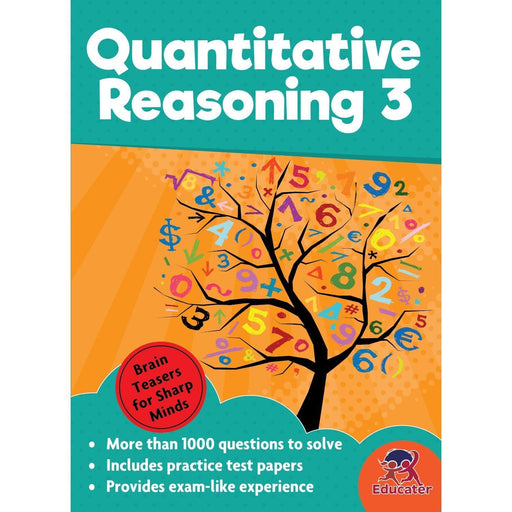 The Nestery: Pegasus - Quantitative Reasoning - Quantitative Reasoning 3