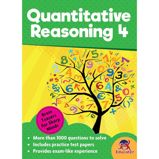 The Nestery: Pegasus - Quantitative Reasoning - Quantitative Reasoning 4