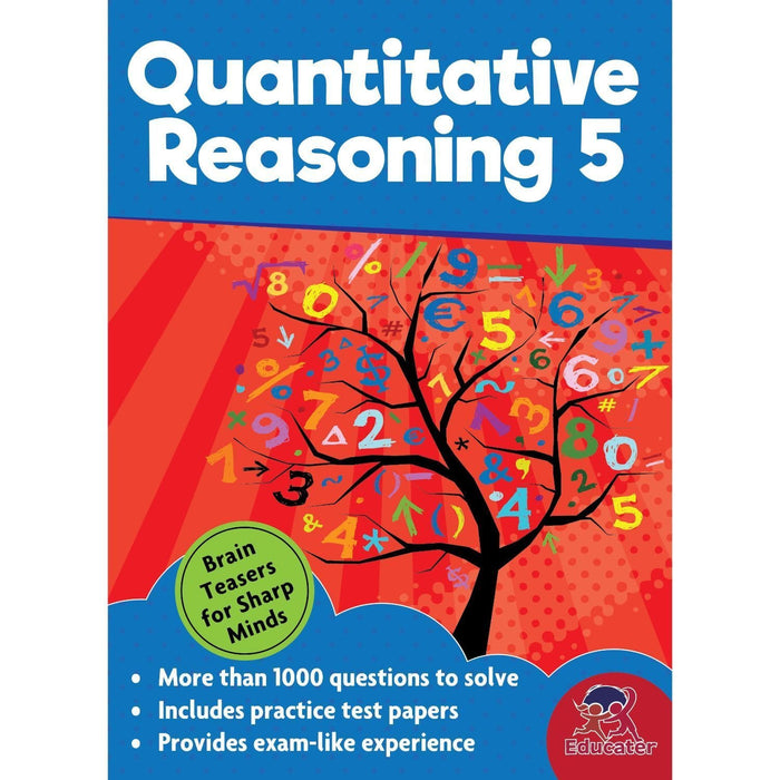 The Nestery: Pegasus - Quantitative Reasoning - Quantitative Reasoning 5