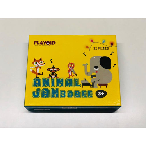 The Nestery : Playqid - Animal Jamboree - Puzzle