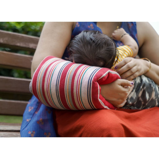 The Nestery: Cuddle N Care - Arm Nursing Pillow