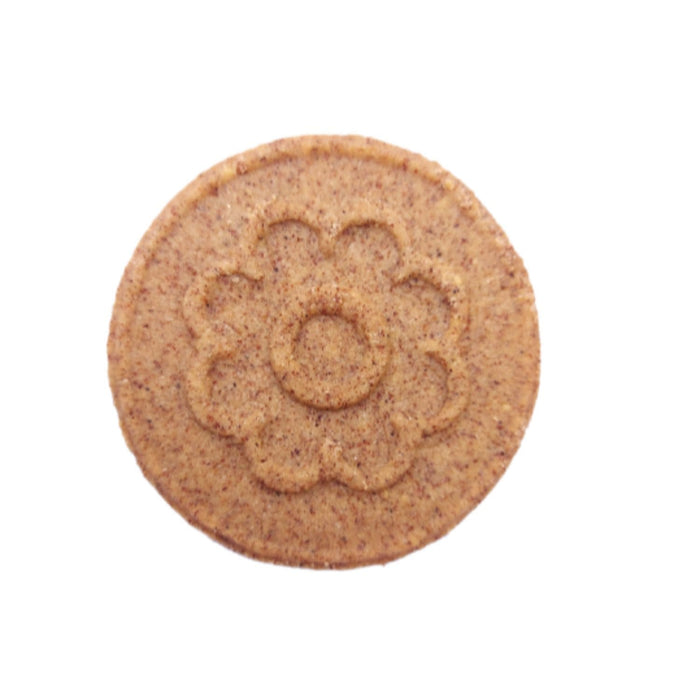 The Nestery : Early Foods - Cookies - Foxtail Almond And Ragi Amaranth Jaggery Cookies - [150 Gms X 2]