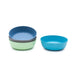 The Nestery: Bamboo Dinnerware - Set Of 4 Bamboo Toddlers & Kids Bowls