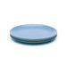 The Nestery: Bamboo Dinnerware - Set Of 4 Bamboo Adult-Sized Plates