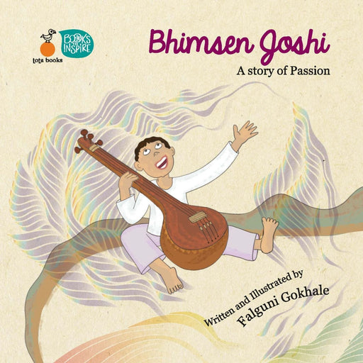 The Nestery: Tota Books - Bhimsen Joshi - A Story Of Passion