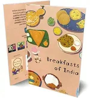 The Nestery: Kutuki - Breakfasts Of India