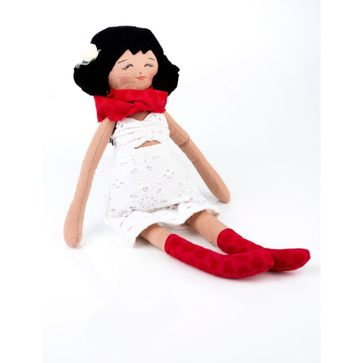 The Nestery : Bobtail - Cotton Doll - Rose