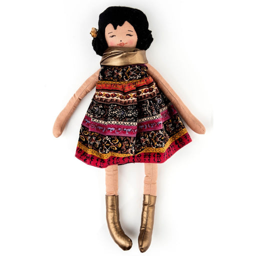 The Nestery : Bobtail - Cotton Doll - Rye