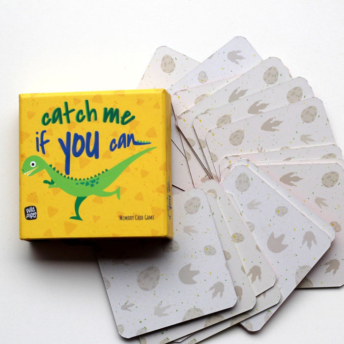 Catch Me If You Can Flashcards
