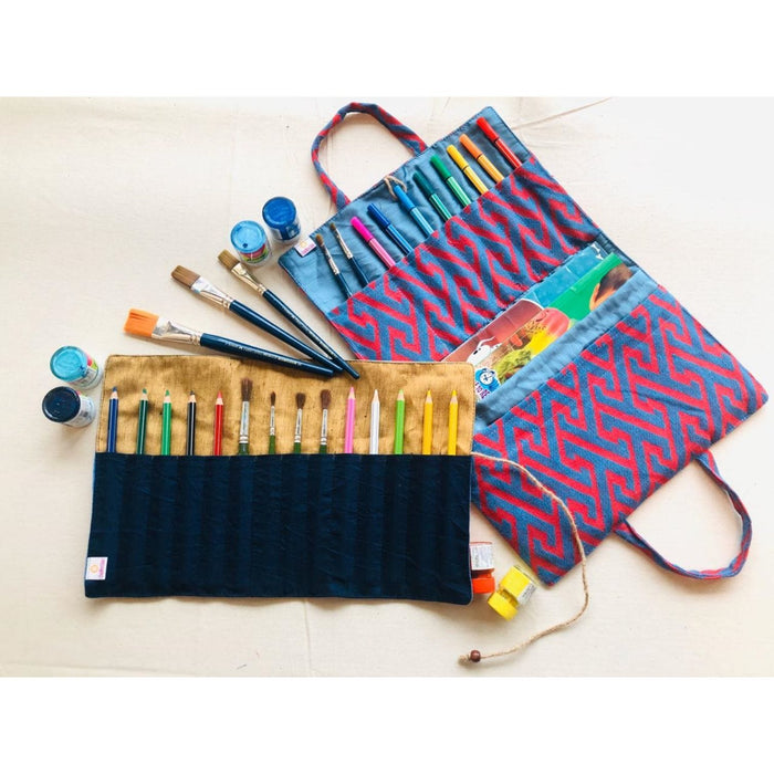 COMBO - ART KIT, PENCIL POUCH