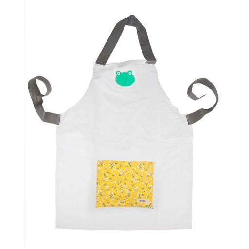 The Nestery : Bobtail - Cotton Aprons - Frog