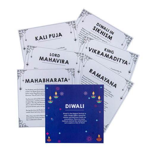 DISCOVERY CARDS - DIWALI