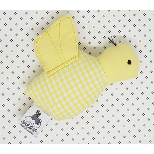 The Nestery : Bobtail - Easy Grip Plush Toy - Bee