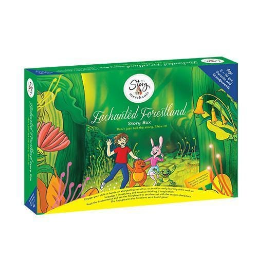 Enchanted Forestland Story Box