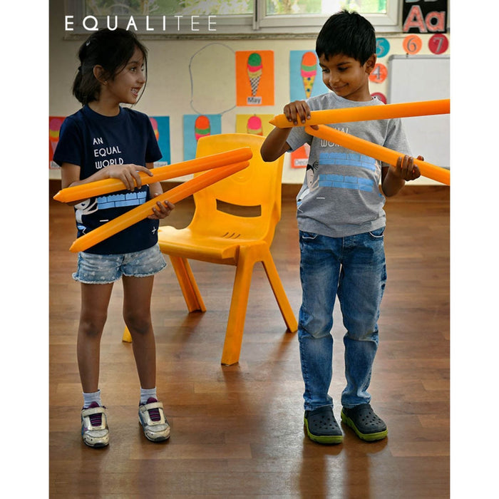 The Nestery : Equalitee - Tshirt - Equality Blue