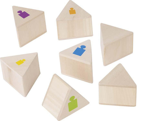 GOKI Wooden MEMORY GAME WEIGHTS