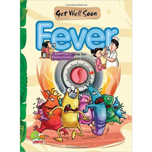 The Nestery: Teri - Get Well Soon : Fever