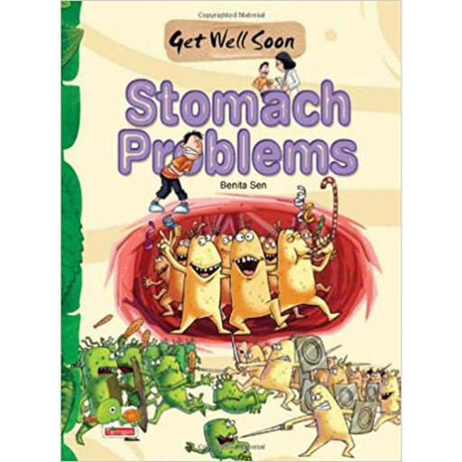 The Nestery: Teri - Get Well Soon : Stomach Problems