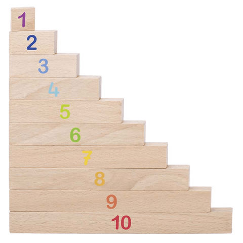 Goki Wooden Calculating Sticks (Math Game)