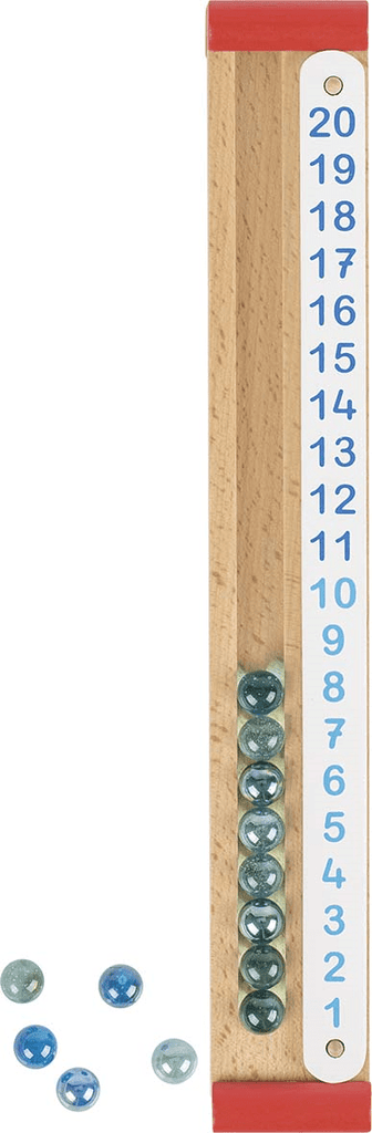 Goki Wooden Marble Calculator - (Math Skills tool)