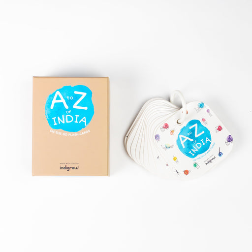 The Nestery curates online, Indian themed flash cards for babies. Best Indian themed gift. Indian images which are fun and modern perfect to introduce India to little babies and little kids.