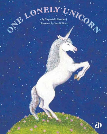 The Nestery: Katha Books - One Lonely Unicorn