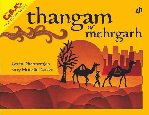 The Nestery: Katha Books - Thangam Of Mehrgarh