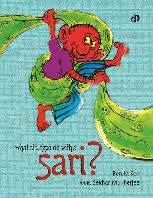 The Nestery: Katha Books - What Did Nepo Do With A Sari?