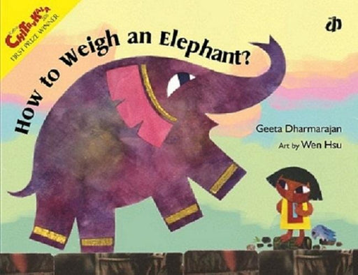 HOW TO WEIGH AN ELEPHANT
