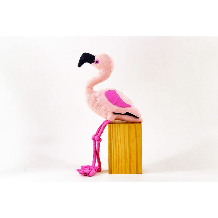 The Nestery : Pashoo Pakshee - Plushy : Farah - The Flamingo