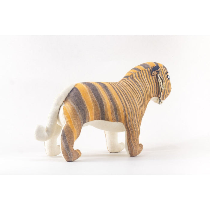 The Nestery : Pashoo Pakshee - Plushy : Tipu - The Bengal Tiger