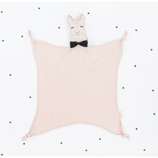The Nestery : The Clever Fox - The Llama Cuddle Blankie