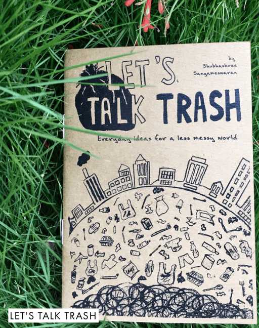 The Nestery curates online, An one-of-a-kind illustrated book that tackles issues that are more relevant than ever before. Sustainability, Trash management, being eco-conscious. Start conversations around important issues as early as possible