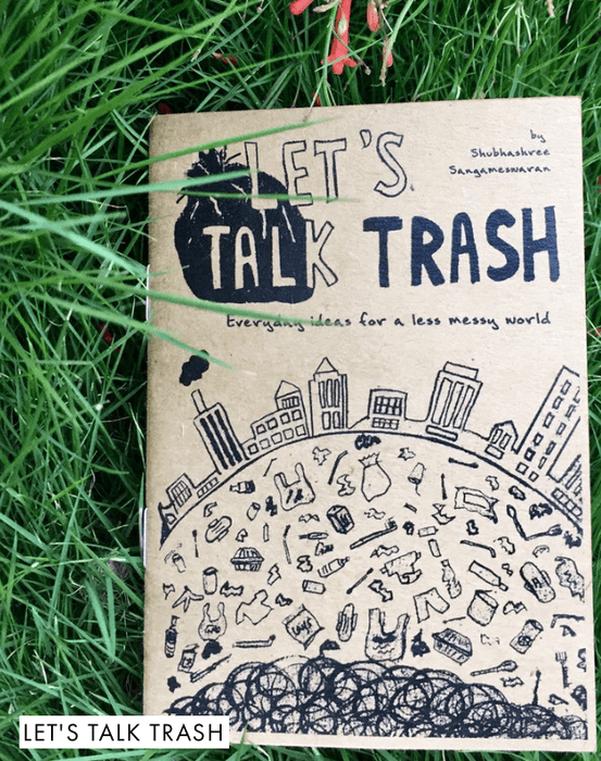The Nestery: Let's Talk Trash - Illustrated Handbook