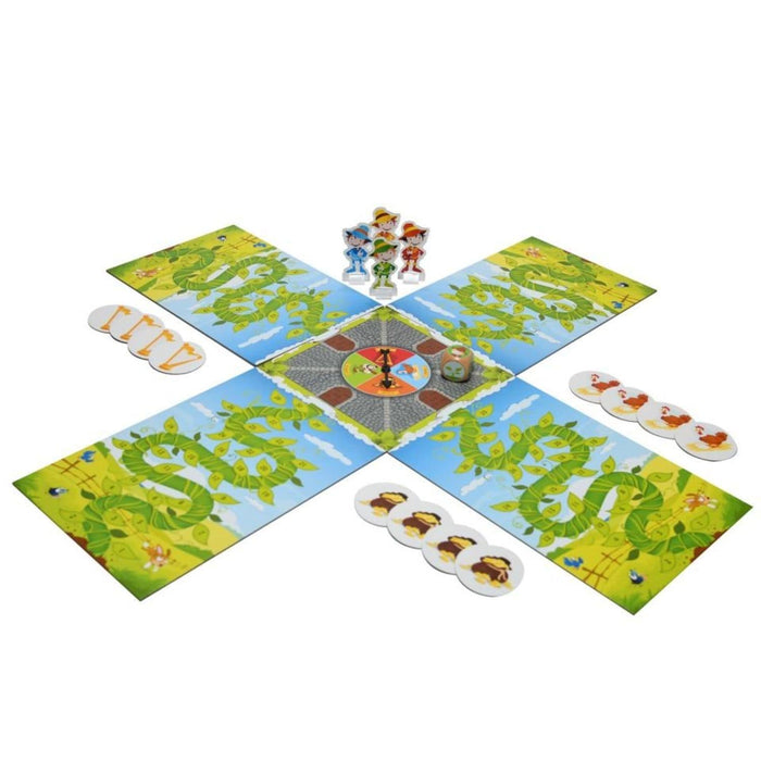 The Nestery : Playqid - Magical Beanstalks - Boardgame