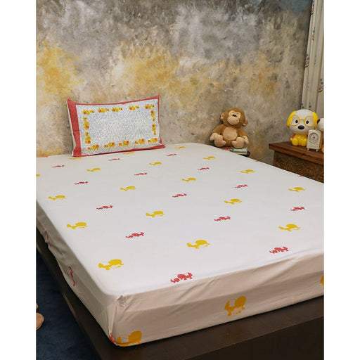 The Nestery : Masaya - Bedding Set : Baby Elle - Pink