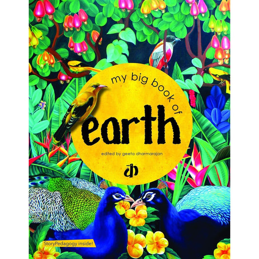 The Nestery: Katha Books - My Big Book Of Earth