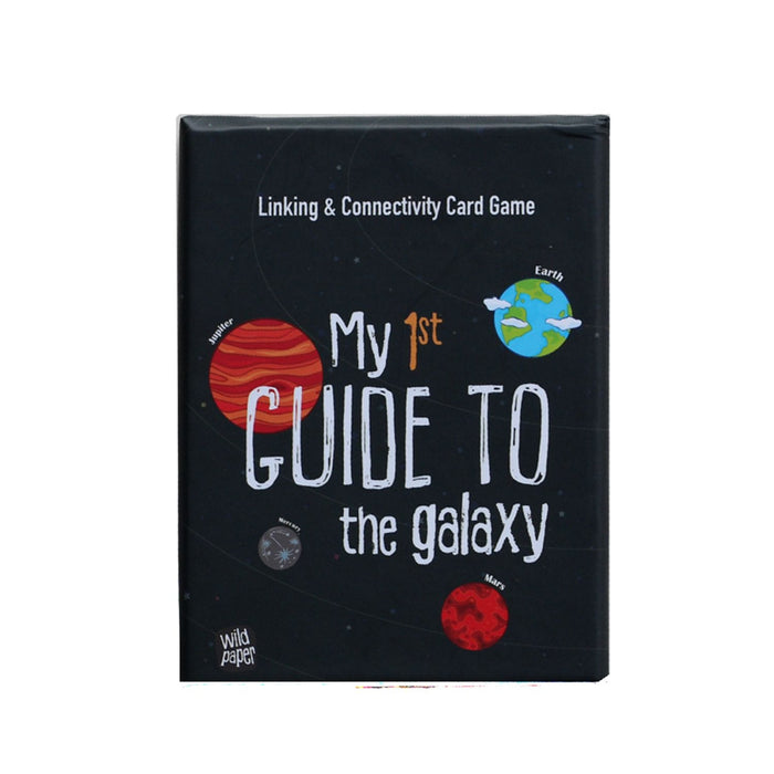 My First Guide To The Galaxy Flashcards